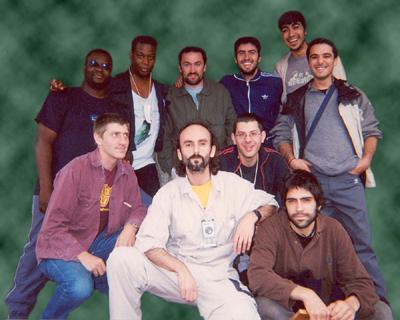 MP3 Basque Dub Foundation 2 Albums preview 0